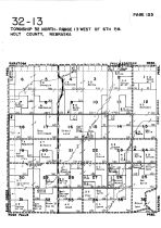 Township 32 North - Range 13 West, Holt County 1948